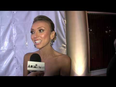 Interview With 'E! News' Hostess Giuliana Rancic At E!'s Post Oscar Party
