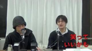 その1 → http://www.youtube.com/watch?v=zaaOE9HS_pE のがっち & 西川...