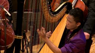 Rama Widi, Maciej Malecki Concertino in Ancient Style for 2 Harps and strings Orchestra