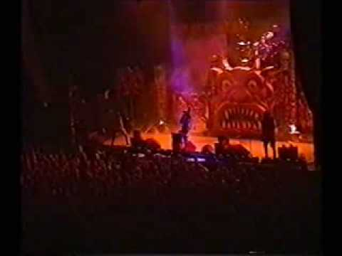 Rob Zombie - Sinners Inc/Demon Speeding Live '02