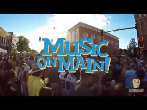 Music on Main 2017