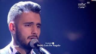 اغنية الحرب الملعونة باداء مشتركي المرحلة النهائية لعرب ايدول arab idol 2017