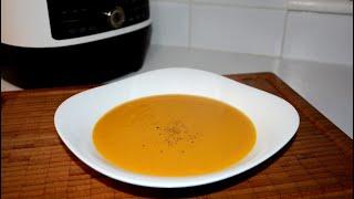 Тыквенный Суп с Карри в Мультиварке Скороварке Redmond RMC P350 Рецепты в мультиварке скороварке