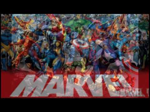 All Marvel's Superheroes