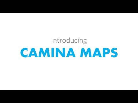 CAMINA MAPS - Overview Video