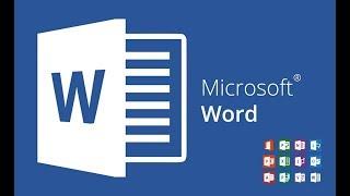 40 Перенос слов в Word