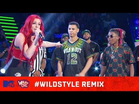Justina Valentine & Radio Big Mack Go At Royce Bell & Yvng Swag 🔥 | Wild