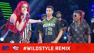 Justina Valentine & Radio Big Mack Go At Royce Bell & Yvng Swag 🔥 | Wild 'N Out | #WildstyleREMIX