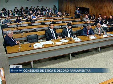 Conselho De Ética Aprova Convocação De Delcídio Do Amaral Para Depor Na Próxima Terça(26)