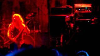 VADER - Black Velvet And Skulls Of Steel live in Dublin 2011