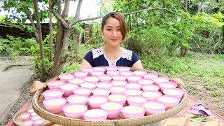 Yummy Jackfruit Jelly Dessert - Jackfruit Jelly - Cooking With Sros