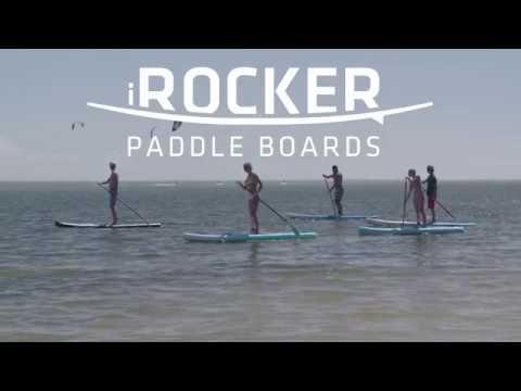 2018 New iROCKER Boards on Gulf Coast