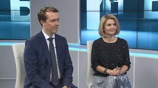 Интервью: министр культуры края Аркадий Зинов и режиссер Любовь Сахарова