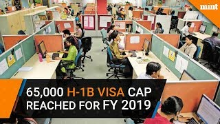 H-1B visa | US says 65,000 visa cap reached for fiscal year 2019.mp3
