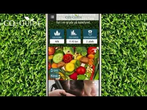 CO2-GUIDE - app demo