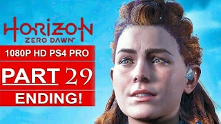 Horizon Zero Dawn Ending Final Boss Fight -  Walkthrough