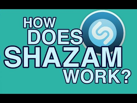 How Shazam works an app to find the name of unknown music 2018
