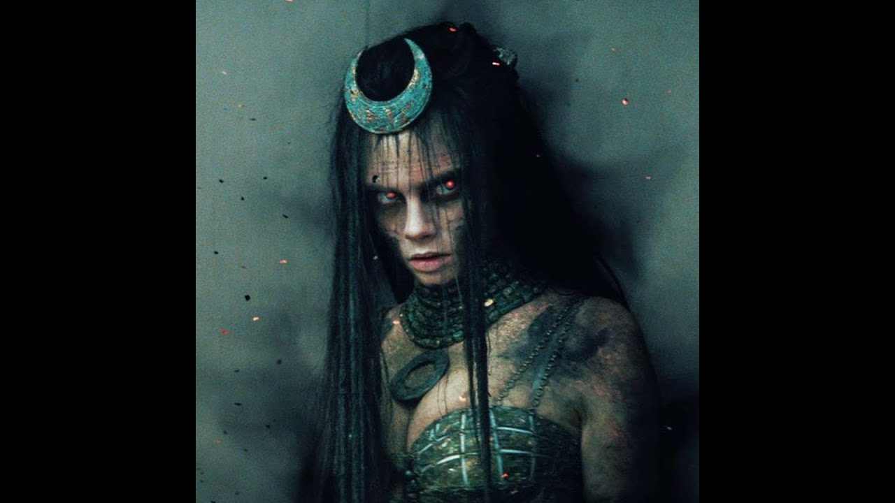 suicide squad movie clip introducing enchantress hd youtube. Black Bedroom Furniture Sets. Home Design Ideas