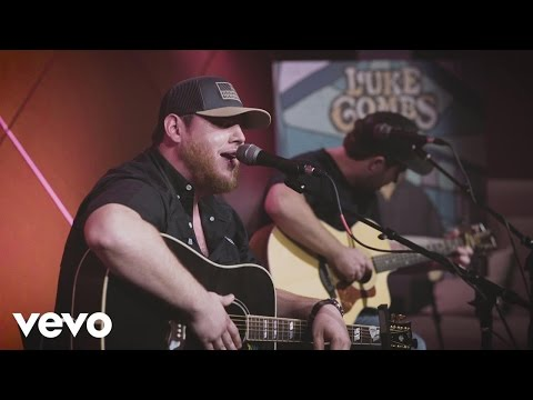 Luke Combs - Brand New Man - Live @ 1201