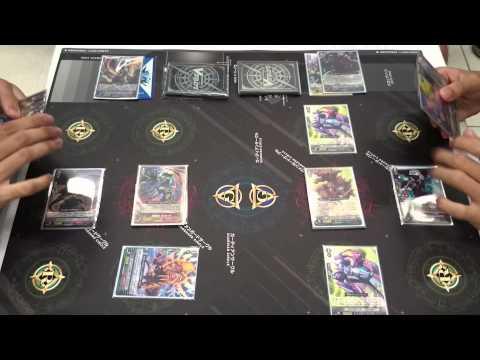 รอบชิงงานแข่ง Cardfight!! Vanguard Asia Championship Thailand Qualified [1/2]