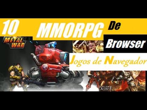 10 TOP MMORPG DE BROWSER - Jogos De Navegador - Facebook