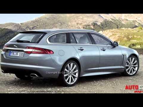 2012 Jaguar XF Sport Brake Preview  YouTube
