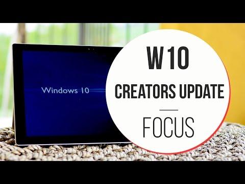 W10 Creators Update | Focus sulle novità