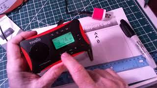 TRRS #1281 - TIVDIO V-116 AM/FM/SW MP3 Player