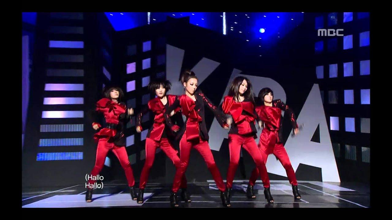 Download KARA - Lupin, 카라 - 루팡, Music Core 20100227