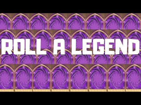 Legendary Hero Rolling Trick | Works 100% | Castle Clash