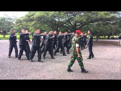 Yel yel security swat