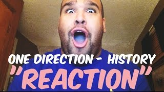 One Direction - History [REACTION]