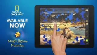 National Geographic puzzle pa¢ks in Magic Jigsaw Puzzles