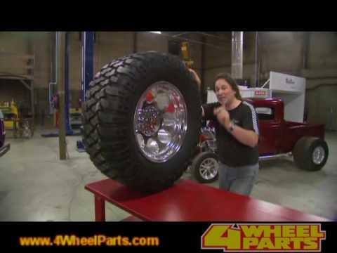 Mickey Thompson Baja Radial Mtz Tires Perform In The Mud