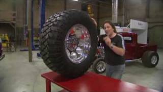 Mickey Thompson Baja Radial MTZ Tires Perform in the Mud & On the Road