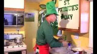 The Northwoods Cooking Show/ Irish Tea Cake In A Bundt Pan.