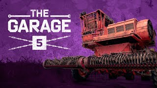 [Guide] Crossout: The Garage №5: Melee Builds; Ship Graveyard Map Overview