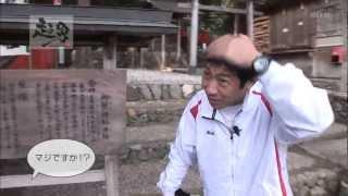 御髪神社は日本で唯一の頭と髪の神社です。