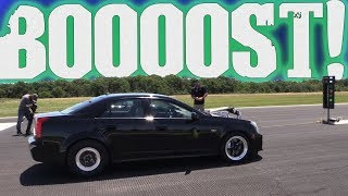 Baddest V1 CTS-V You've Ever Seen LAYS DOWN THE BOOST thumbnail
