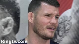 Michael Bisping on Dan Henderson, steroids, Luke Rockhold, Cris Cyborg