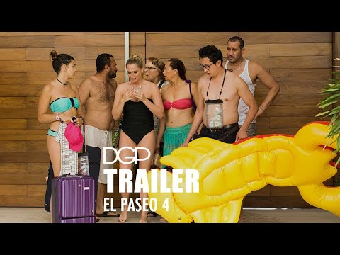 EL PASEO 4 -Tráiler Oficial-