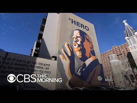Giant murals highlight Atlanta's civil rights journey Mp3