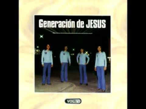 Generación de Jesús - Alma Mia Vol 5 (1978) Disco Completo