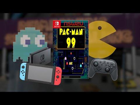 Gameplay : Pac Man 99 [Switch]