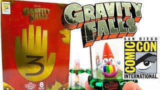 Gravity Falls Comic Con 2017 Exclusive Domez