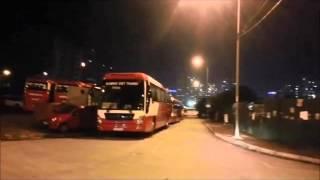 Xe chở công nhân Sam Sung phạm luật