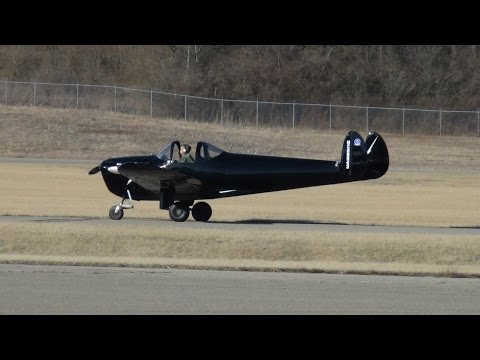 2/7/15 Really Cool Ercoupe 415 Comes In