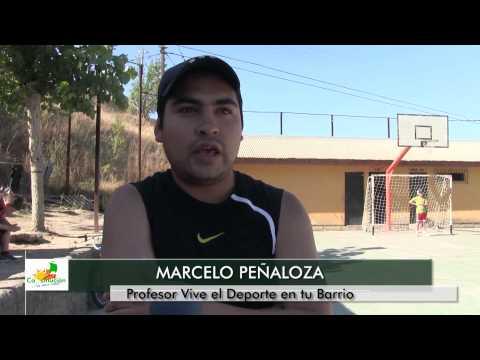 Nota   Vive El Deporte En Tu Barrio