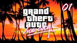 GTA: Vice City - Прохождение pt1