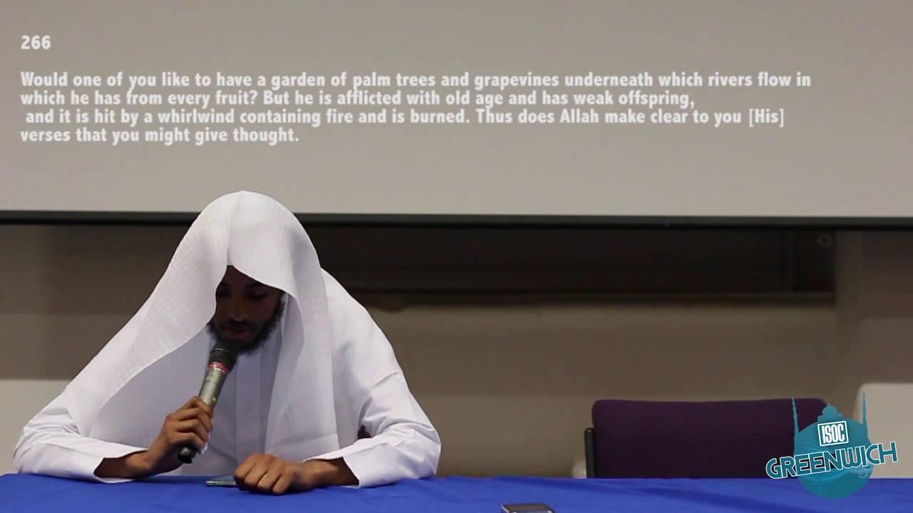 Download [ISOC Greenwich TV]  (Annual Dinner) - Abu Hudhayfa Yahya - Recitation - Al-Baqarah (265-270)